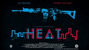 Win passes to a Screening of 'HEAT' DIRECTOR'S DEFINITIVE EDITION, featuring a Q+A with Director Michael Mann
