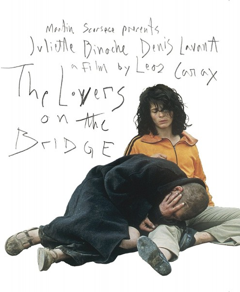 Leos Carax's The Lovers on the Bridge