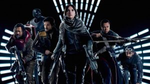 ROGUE ONE: A STAR WARS STORY Bonus Clips Released