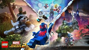 LEGO® MARVEL SUPER HEROES 2 Available November 14th!