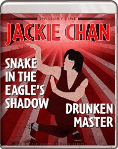 <em>Snake in the Eagle's Shadow/Drunken Master</em> Blu-Ray Review
