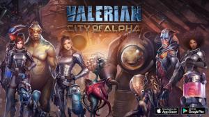 <em>Valerian: City of Alpha</em> Game Preview