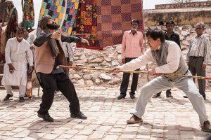 Jackie Chan's <em>Kung Fu Yoga</em> Blu-ray Review