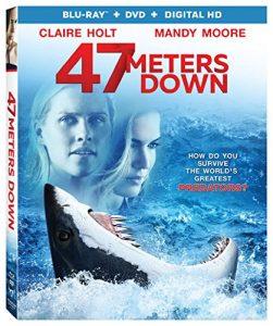 <em>47 Meters Down</em> Blu-ray Review: Jaws of Steel