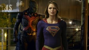 SUPERGIRL Promo: Let's Go To Mars