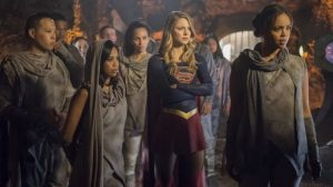 SUPERGIRL Recap: 'Father Time'