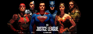 JUSTICE LEAGUE: Superman's Poster Debut