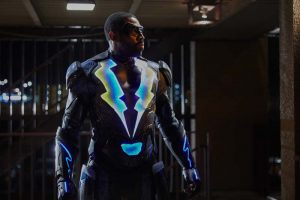 BLACK LIGHTENING: First Impressions