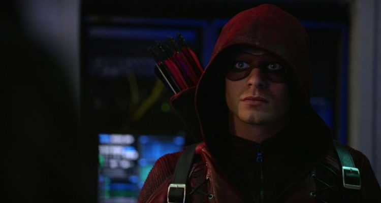 'Arrow': Colton Haynes Confirmed To Return To CW/DC Series
