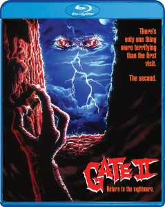 Gate II Blu-Ray Review: The Doorway to Answers