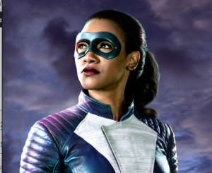 THE FLASH: AKA Iris West-Allen