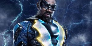BLACK LIGHTNING: Father/Daughter Throw-Down