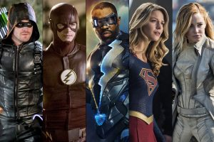 The CW: Superheroes Are Back!!!