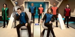 THE ORVILLE: Where Are You?
