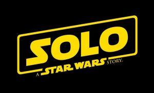 STAR WARS SOLO: Trailer Drops Monday