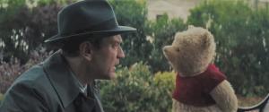 CHRISTOPHER ROBIN: Live-Action Pooh Movie Gets A Teaser trailer