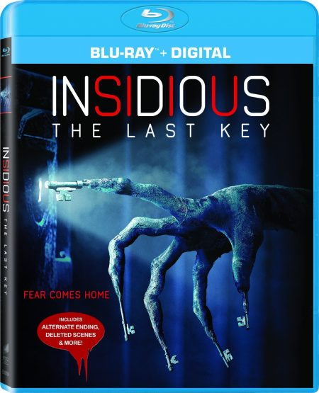 Insidious: The Last Key Blu-ray Review