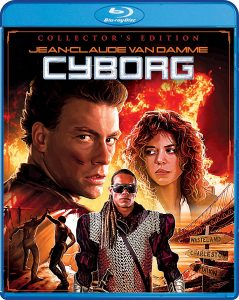 <em>Cyborg</em> Collector's Edition Blu-Ray Review: Classic Van Dammage