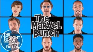 AVENGERS: The Marvel Bunch