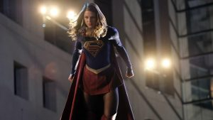SUPERGIRL: The homage to Superman-The Move That You Missed