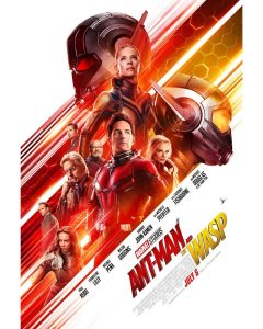 ANT MAN & WASP: Trailer and Poster