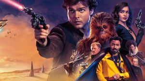 Advance Screening Passes to SOLO: A STAR WARS STORY