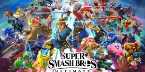 E3 – Everything you need to know about SUPER SMASH BROS ULTIMATE!