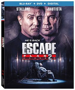 <em>Escape Plan 2</em> Blu-Ray Review