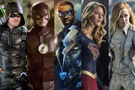 DC's CW SUPERHEROES: Comic-Con Expectations