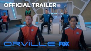 COMIC-CON 2018: THE ORVILLE Season 2 trailer