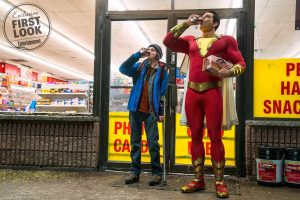Win Free Advance Screening Passes to SHAZAM in Nashville