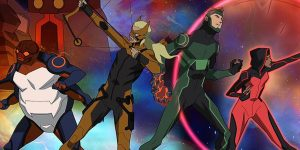 YOUNG JUSTICE: The Comic-Con First Look