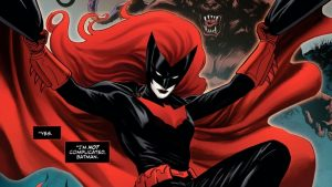 THE BATWOMAN is RUBY ROSE