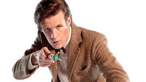 DOCTOR WHO's MATT SMITH IN STAR WARS…