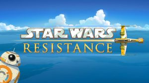 STAR WARS RESISTANCE: 1st Look At The Animated Series
