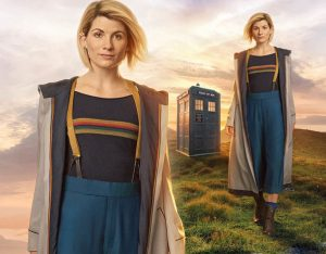 DOCTOR WHO: New BBC Series begins October 7th