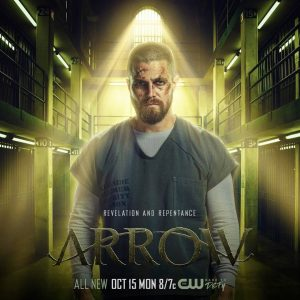 ARROW: New Promo Trailer & Poster