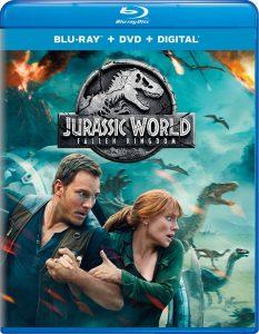 Summer Movies On Blu-ray – Tag, Ocean's 8 and Jurassic World: Fallen Kingdom
