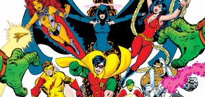 DC's TITANS: Will This New Group Shot Appease Fans?