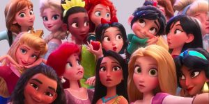 Disney's RALPH BREAKS THE INTERNET: New Trailer
