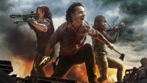 THE WALKING DEAD: Goodbye Rick Grimes + Extended Promo trailer
