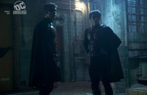 DC's TITANS: Robin Meets His Replacement