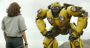 BUMBLEBEE 2nd Trailer: Haven't I Already Seen This Movie?