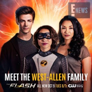 THE FLASH: Meet The West-Allen Family