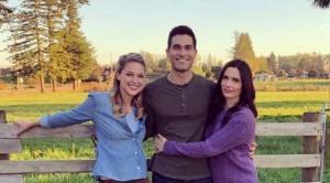 THE SUPERMAN FAMILY: Kara, Clark & Lois