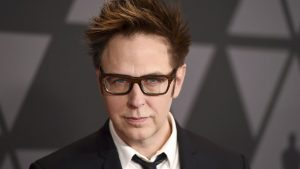 JAMES GUNN: Fired by Marvel, now hired by DC?
