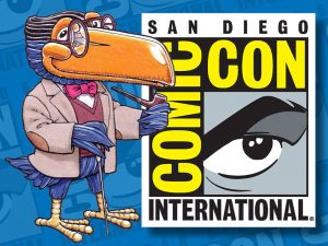San Diego COMIC-CON 2019: Open Registration November 10