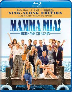 <em>Mamma Mia: Here We Go Again</em> Blu-Ray Review