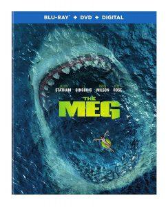 <em>The Meg</em> Blu-ray Review
