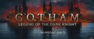 GOTHAM TRAILER: This Is The End